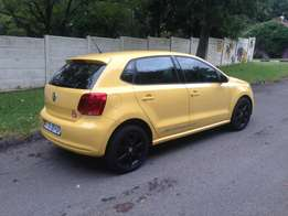 2013 Volkswagen Polo 6 COMFORTLINE With 1.6 Litre Engine 5Drs Hatchbac