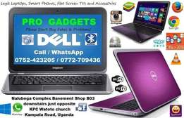 Dell 5523 almost NEW UltraSLIM Laptops wit 500GB HDD, 4GB Ram, 2.40GHz