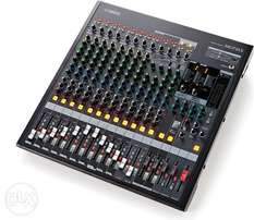 Yamaha MPG16X 16 Channel Premium Mixing Console