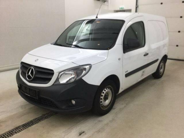 Mercedes-Benz Citan 1.5 109 CDI 66KW A2 MWB BE 66KW (90PS) - 2014