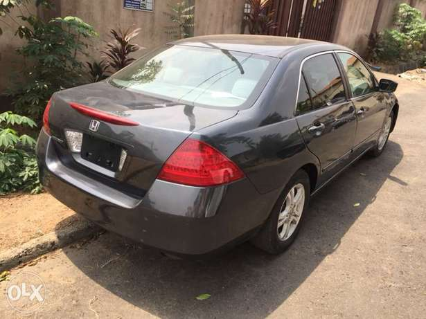 2007 Model Honda Accord Tokunbo Ifako Agege - image 1