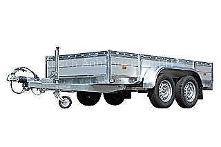 Hapert Azure L-2 Alu, 300 x 150cm, 2700 kg