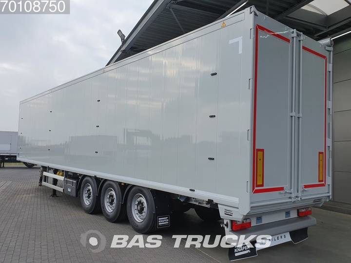 Knapen K100 92m3 10mm Floor *New Unused* 3 axles - 2019