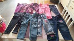 Girls clothing and shoes make an offer