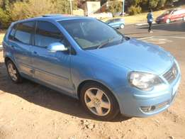 Polo 2.0 2007 model Leather interior Sunroof 92000km R89000