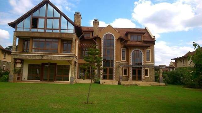 Kitisuru Luxurious 4 Bedroom All En-suite + Sq Available For Rent Kitisuru - image 1