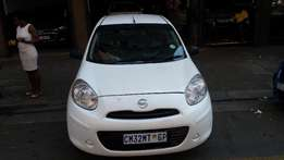 2013 Nissan Micra for sell