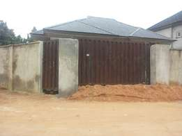 3bed bungalow at Obawole for 18m asking with c of o