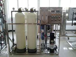 RO. -water treatment systems