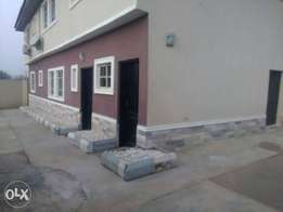 Newly built 3 bedrooms apartment for rent at Iyana church,iwo road are