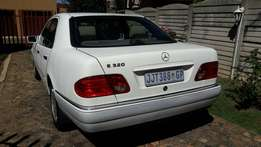 Mercedes for sale.