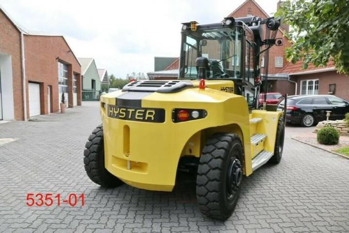 Hyster H 16 Xm 6 - 2018 - image 4