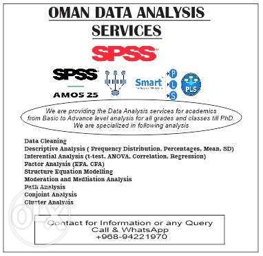 Data Analysis software & services