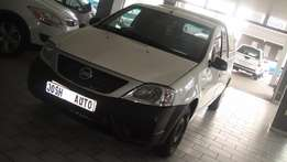 Pre owned 2013 Nissan NP200 1.6 conopy