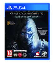 Shadow of Mordow Game of the Year Edition PS4