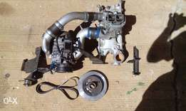 Supercharger (Ford cortina v6 3l)