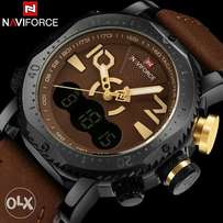 Naviforce Analog Digital watches available