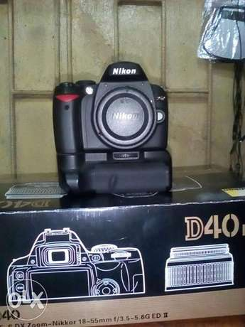 Battery grip for D40 and D60 Alaba - image 5