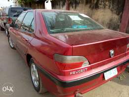 Manual Peugeot 406 for sale