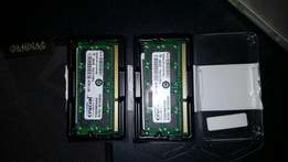 8GB crucial memory for Macbook DDR3 1600