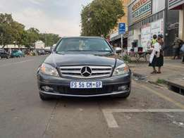 Special: 2009 Mercedes Benz c280 auto for R 125000