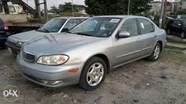 Tincan Cleared 2002 Infiniti i30 Available With Auto Leather Cold AC