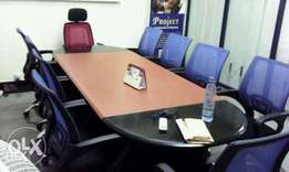 Imported New 10-Seater Imported Office Conference Table