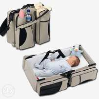 Best quality Multipurpose baby bag/bed
