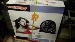 Brand new Fussion Rotary fan For sale R799 each Come and pick up from