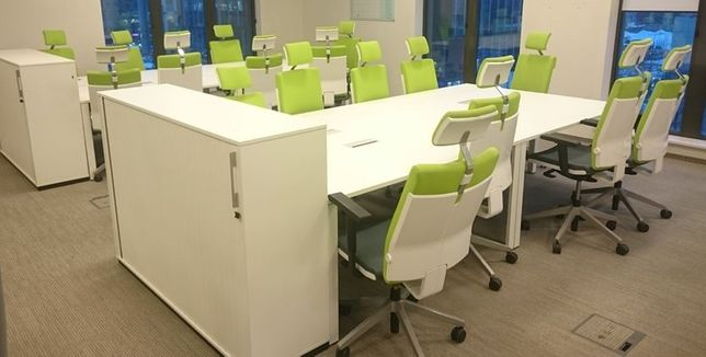 Modish Meble biurowe używane - duży wybór, atrakcyjne ceny, wyposażenie WN47