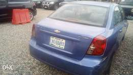 Fairly used Chevrolet optra 08