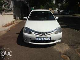 Used Toyota Etios going for sale in South Africa