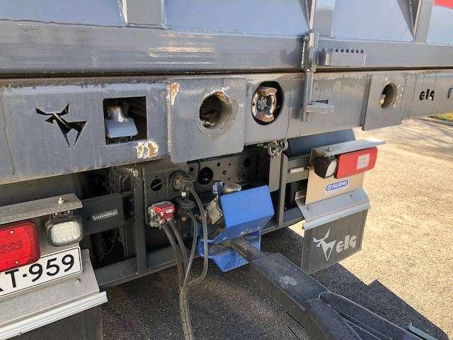 Iveco X-way 35x57 8x4 Autom.kasetti Yhdistelmä - 2018 - image 14