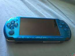 PSP 3000 by Sony Vibrant Blue