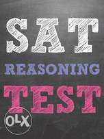 Sat lessons and exams