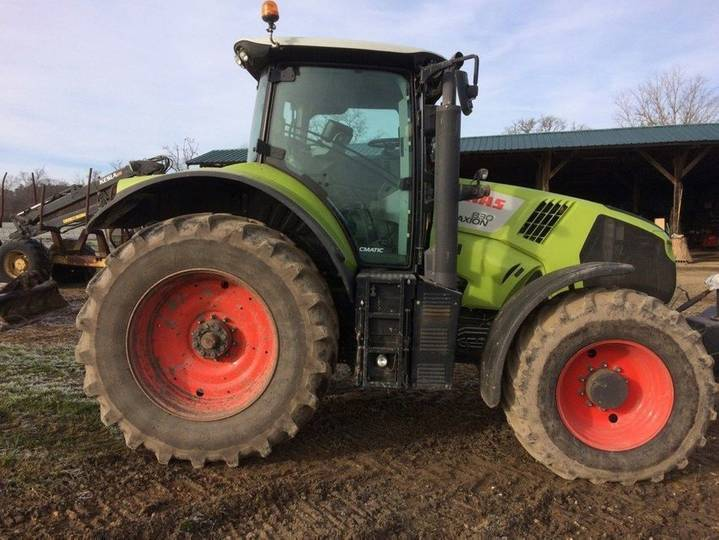 Claas axion 830 cmatic - 2015 - image 4
