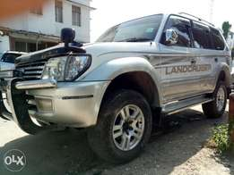Toyota Prado 2001 model automatic diesel