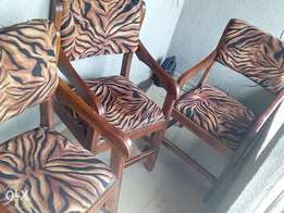 Three set of office chairs for sell