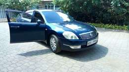 Nissan Teana! Affordable great look! Contact us now!