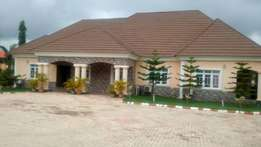 Luxury Four Bedroom Bungalow For Sale in FHA, Lugbe