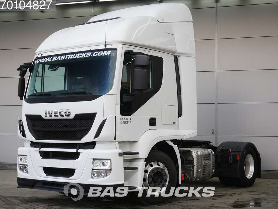 Iveco Stralis Hi-Road AT440S46 4X2 Intarder Euro 6 - 2015