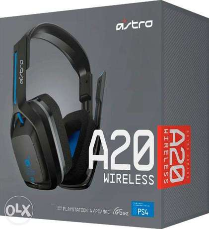 Gaming Headset - Astro A20 Wireless