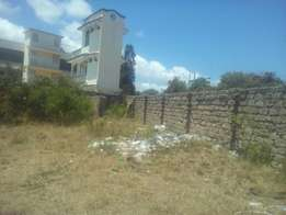 A 1/2 an acre plot for sale in nyali near mamba village