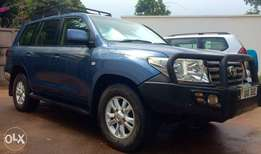 Toyota LandCruiser V8 VX - PRICE REDUCED for quick sale
