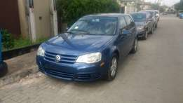 Volkswagen Golf 2008 Foreign used