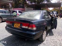 Nissan B15 manual transmission very clean on sale