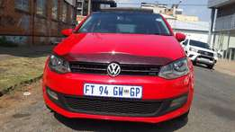 2013 VW Polo6 1.6 Comforline Available for Sale