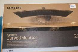 """Samsung Curved Monitor 27"""""""