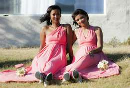 Infinity Bridesmaid dress for sale