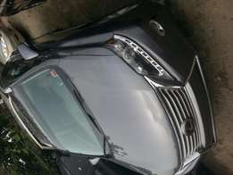 Tincan cleared tokunbo lexus rx350 014